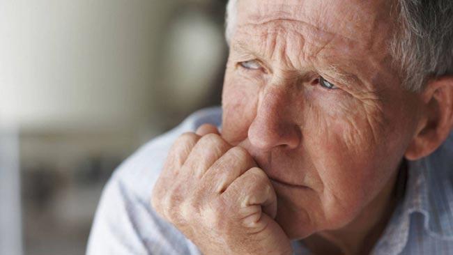 افسردگی سالمندان -- قلقلی خان