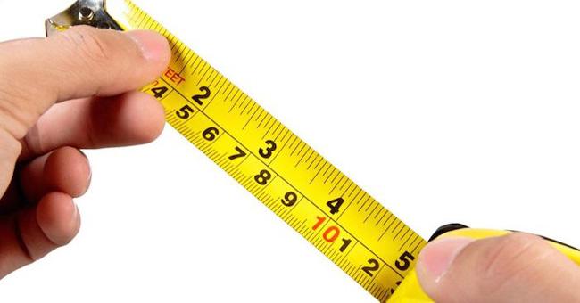 اندازه متوسط آلت تناسلی، طول آلت تناسلی - قلقلی خان
