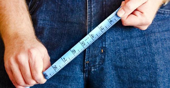 اندازه نرمال آلت تناسلی چقدر است؟ اندازه گیری آلت - قلقلی خان