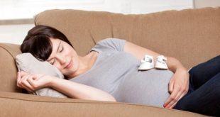 انواع حالت خوابیدن در دوران بارداری - قلقلی خان