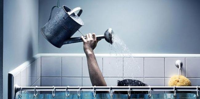 بهانه کردن نبود حمام ، رعایت بهداشت آقایان - قلقلی خان
