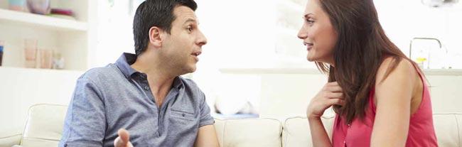 خصوصی صحبت کردن رفتار کردن با همسر دروغگو - قلقلی خان