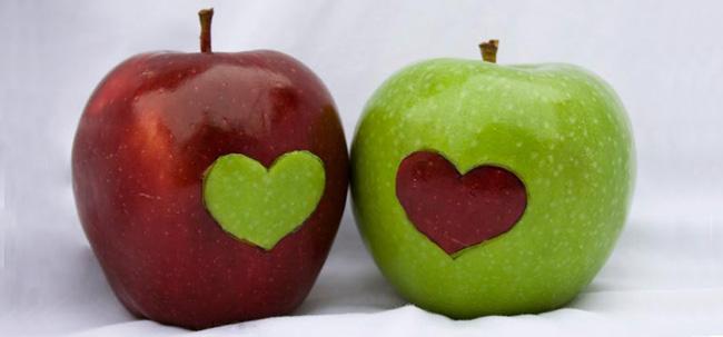 خوردن سیب قبل رابطه زناشویی - قلقلی خان