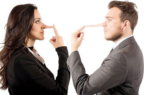 رفتار کردن با همسر دروغگو ، برخورد با همسر دروغگو - قلقلی خان