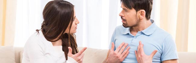 رو کردن مدرک رفتار کردن با همسر دروغگو - قلقلی خان